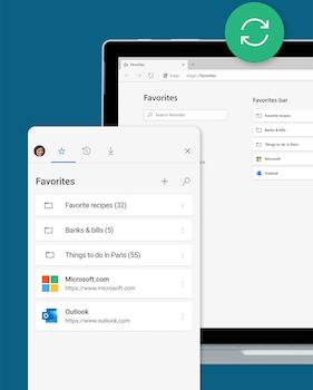 Microsoft Edge Ekran Görüntüleri - 1