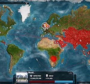 Plague Inc. Ekran Görüntüleri - 1