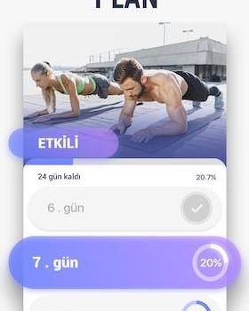 Plank Workout Ekran Görüntüleri - 2