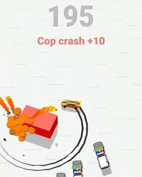 Police Drift Racing Ekran Görüntüleri - 2