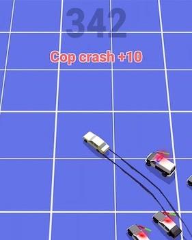 Police Drift Racing Ekran Görüntüleri - 3
