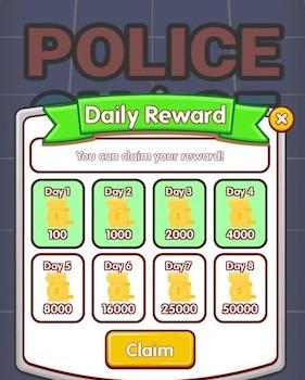 Police Drift Racing Ekran Görüntüleri - 4
