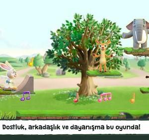 TRT Çocuk Akıllı Tavşan Ekran Görüntüleri - 3