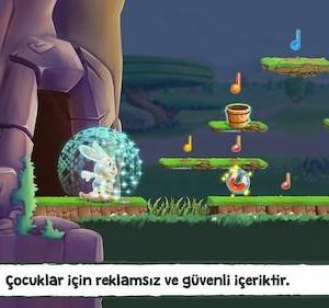 TRT Çocuk Akıllı Tavşan Ekran Görüntüleri - 6