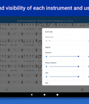 MuseScore Ekran Görüntüleri - 10