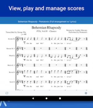MuseScore Ekran Görüntüleri - 8