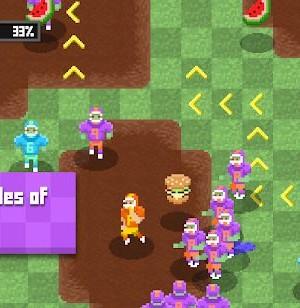 Zombie Football Ekran Görüntüleri - 1