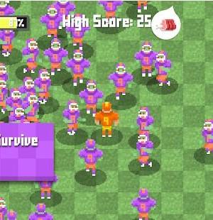 Zombie Football Ekran Görüntüleri - 2