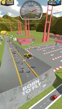 Ramp Car Jumping Ekran Görüntüleri - 1