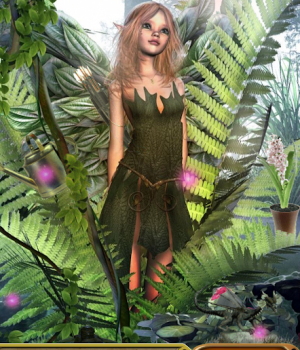 Hidden Object Elven Forest Ekran Görüntüleri - 3