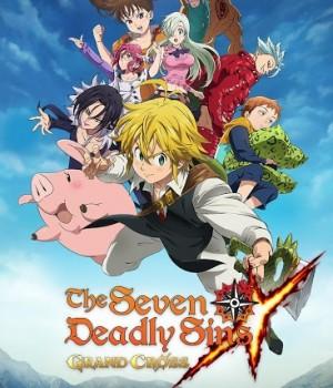 The Seven Deadly Sins: Grand Cross - 1