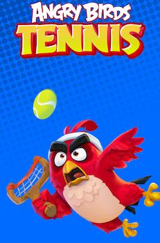 Angry Birds Tennis Ekran Görüntüleri - 1