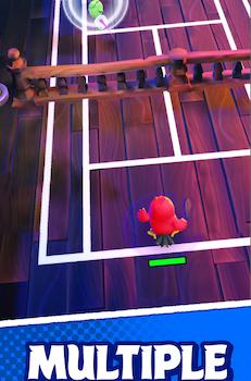 Angry Birds Tennis Ekran Görüntüleri - 4