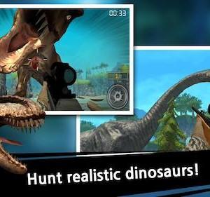 Dino Hunter King Ekran Görüntüleri - 1