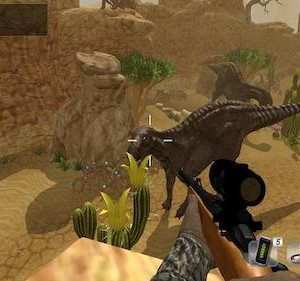 Dino Hunter King Ekran Görüntüleri - 5