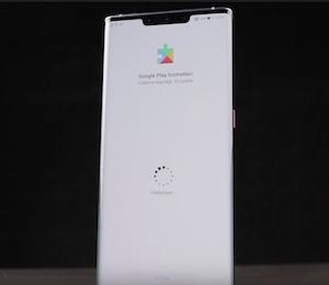 Huawei Mate 30 Pro Google Servisleri Ekran Görüntüleri - 1