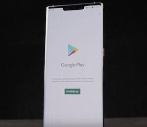 Huawei Mate 30 Pro Google Servisleri Ekran Görüntüleri - 2