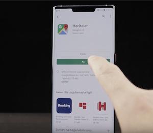 Huawei Mate 30 Pro Google Servisleri Ekran Görüntüleri - 3