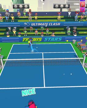 Tennis Stars: Ultimate Clash Ekran Görüntüleri - 6