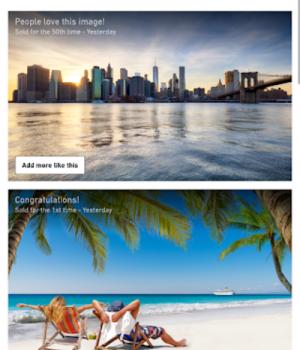 Shutterstock Contributor Ekran Görüntüleri - 11