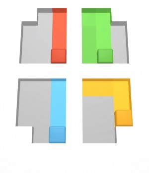 Color Swipe 5 - 5