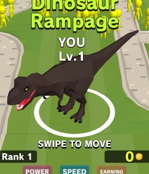 Dinosaur Rampage 1 - 1