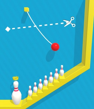 Rope Bowling 1 - 1