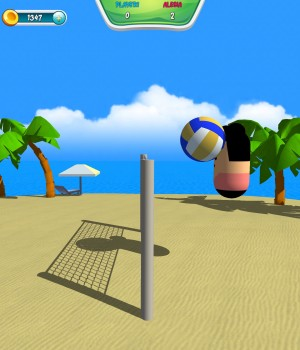 Volley Beach 1 - 1