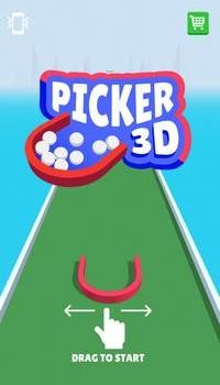 Picker 3D Ekran Görüntüleri - 1