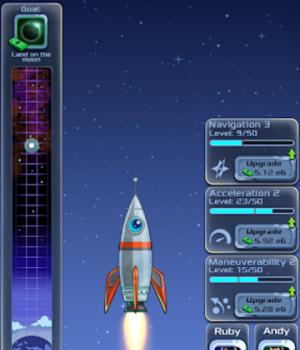Idle Tycoon: Space Company Ekran Görüntüleri - 1