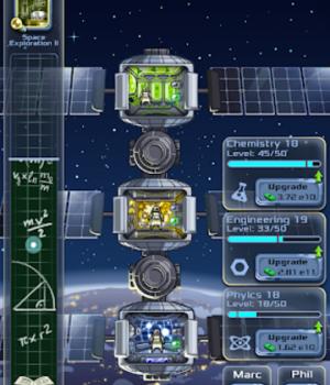 Idle Tycoon: Space Company Ekran Görüntüleri - 3