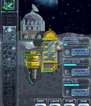 Idle Tycoon: Space Company Ekran Görüntüleri - 4
