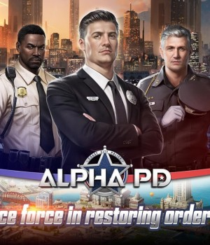 Alpha PD Crimefront Ekran Görüntüleri - 2
