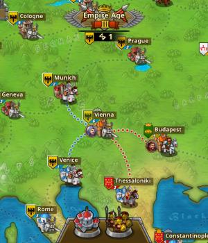 European War 5: Empire Ekran Görüntüleri - 3