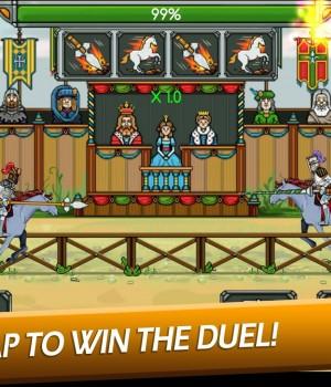 Knight Joust Idle Tycoon Ekran Görüntüleri - 2