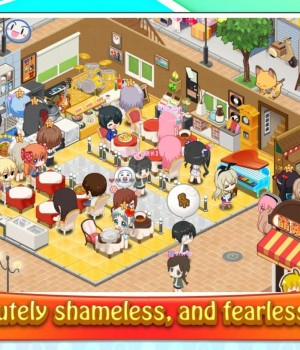 Moe Girl Cafe 2 Ekran Görüntüleri - 2