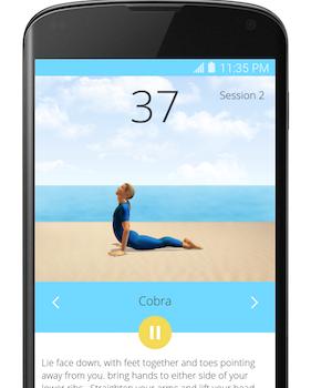 5 Minute Yoga Ekran Görüntüleri - 3