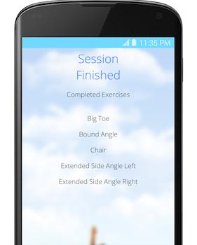 5 Minute Yoga Ekran Görüntüleri - 4