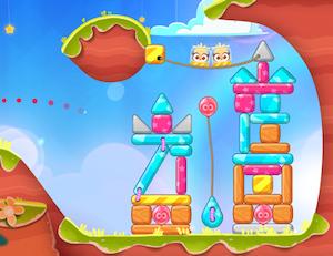 Angry Birds Casual Ekran Görüntüleri - 2
