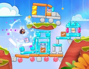 Angry Birds Casual Ekran Görüntüleri - 5