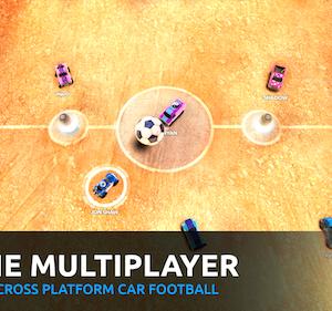 Soccer Rally: Arena Ekran Görüntüleri - 1