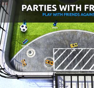 Soccer Rally: Arena Ekran Görüntüleri - 2