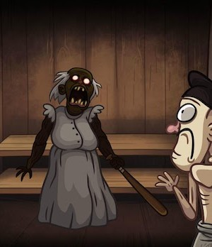Troll Face Quest: Horror 3 Ekran Görüntüleri - 1