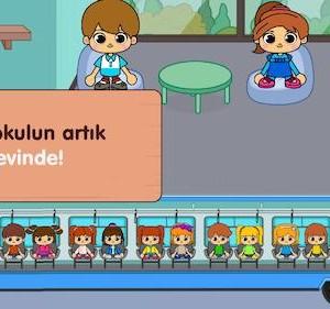 TRT Çocuk Anaokulum Ekran Görüntüleri - 3
