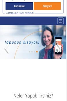 Web Tapu Ekran Görüntüleri - 1