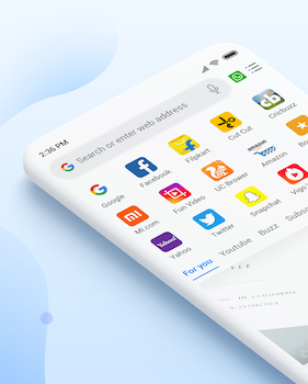 Mi Browser Ekran Görüntüleri - 1
