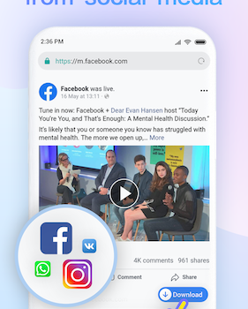 Mi Browser Ekran Görüntüleri - 3