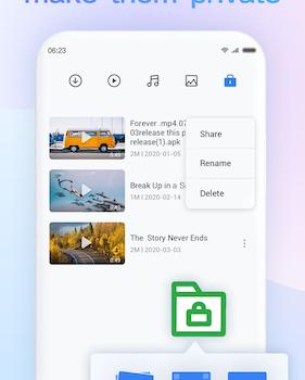 Mi Browser Ekran Görüntüleri - 5