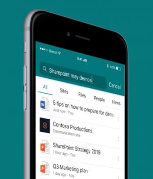 Microsoft SharePoint Ekran Görüntüleri - 3