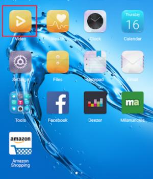 Huawei Video Player Ekran Görüntüleri - 1
